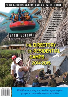 The directory of residential camps
