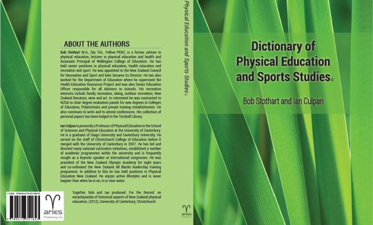 Dictionary of Physical Education and Sports Studies