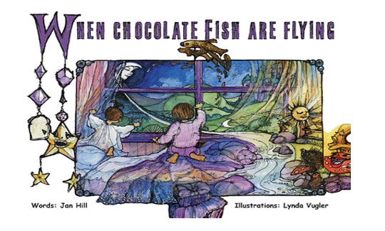 When chocolate fish are flying...